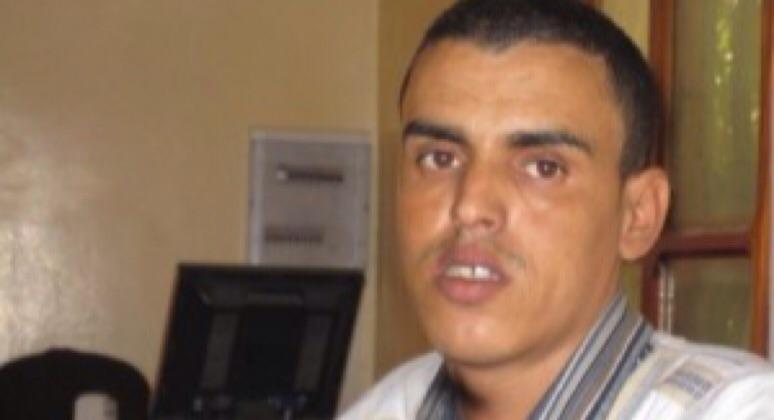 الكاتب الصحفي والمدون محمد ناجي أحمدو
