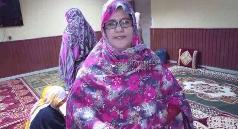 الزينه بنت الحارثي رئيسة الجمعية